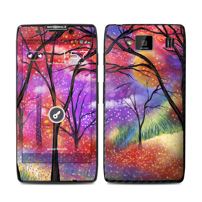 Motorola Droid Razr Maxx HD Skin - Moon Meadow