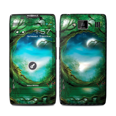 Motorola Droid Razr Maxx HD Skin - Moon Tree