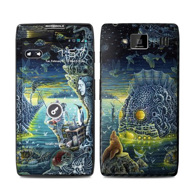Motorola Droid Razr Maxx HD Skin - Night Trawlers