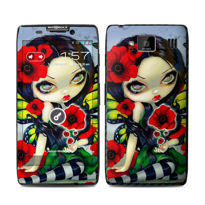 Motorola Droid Razr Maxx HD Skin - Poppy Magic
