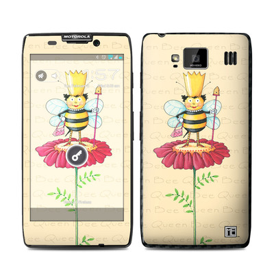 Motorola Droid Razr Maxx HD Skin - Queen Bee