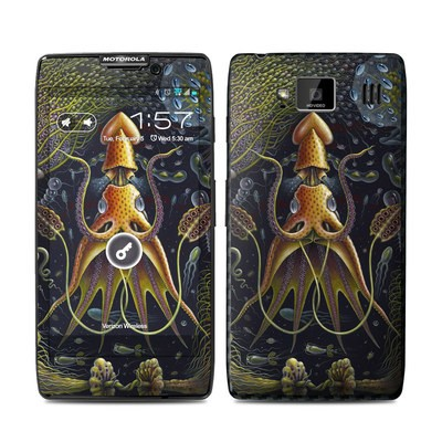 Motorola Droid Razr Maxx HD Skin - Sea Flowers