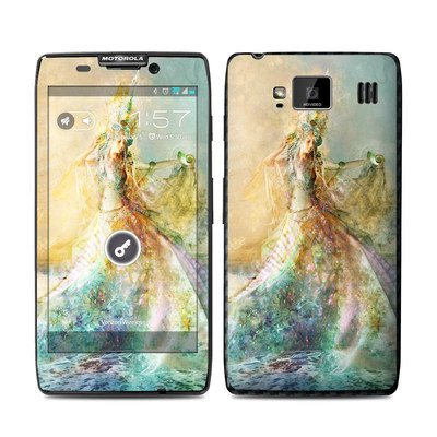 Motorola Droid Razr Maxx HD Skin - The Shell Maiden