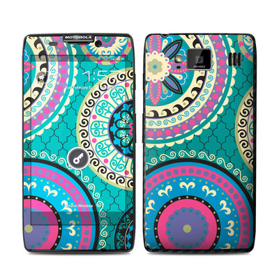Motorola Droid Razr Maxx HD Skin - Silk Road