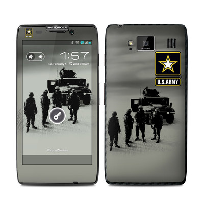 Motorola Droid Razr Maxx HD Skin - Soldiers All