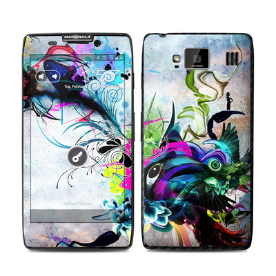 Motorola Droid Razr Maxx HD Skin - Streaming Eye