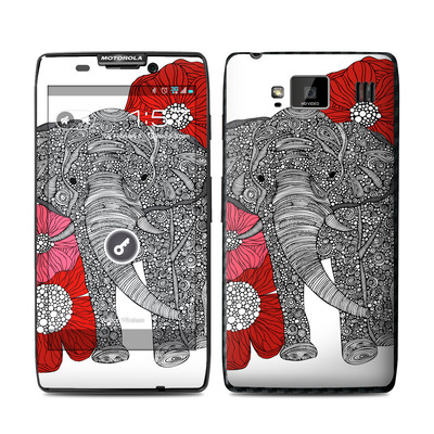 Motorola Droid Razr Maxx HD Skin - The Elephant