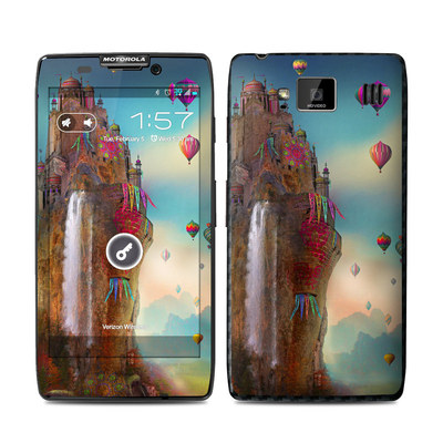 Motorola Droid Razr Maxx HD Skin - The Festival