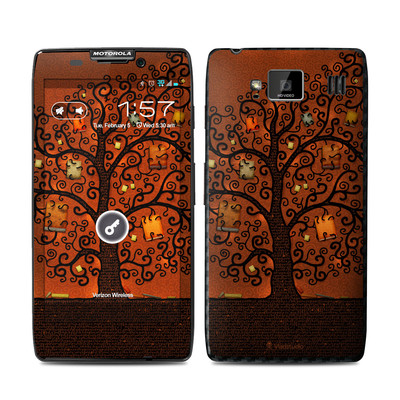 Motorola Droid Razr Maxx HD Skin - Tree Of Books