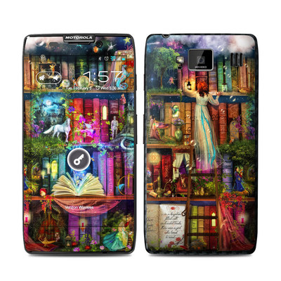 Motorola Droid Razr Maxx HD Skin - Treasure Hunt
