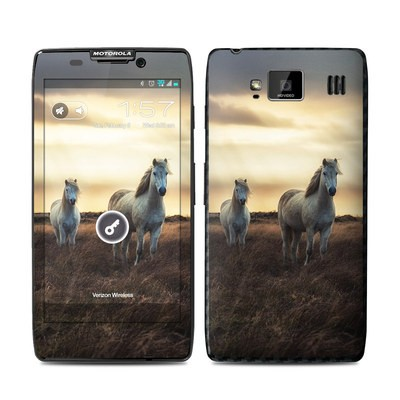 Motorola Droid Razr Maxx HD Skin - Hornless Unicorns