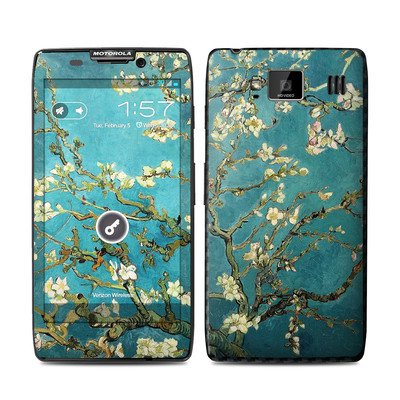 Motorola Droid Razr Maxx HD Skin - Blossoming Almond Tree