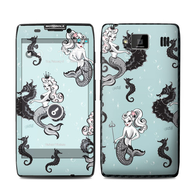 Motorola Droid Razr Maxx HD Skin - Vintage Mermaid