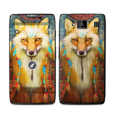 Motorola Droid Razr Maxx HD Skin - Wise Fox