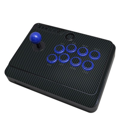 Mayflash F300 Arcade Fight Stick Skin - Carbon