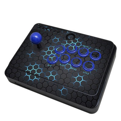 Mayflash F300 Arcade Fight Stick Skin - EXO Neptune