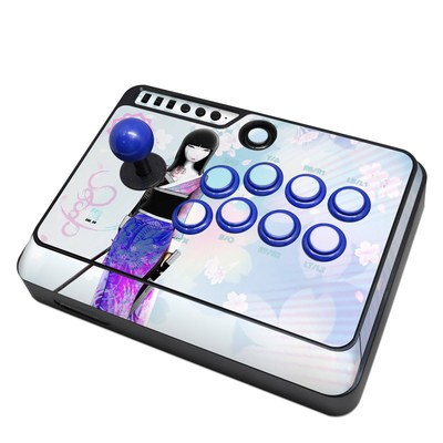 Mayflash F300 Arcade Fight Stick Skin - Kokeshi Haru