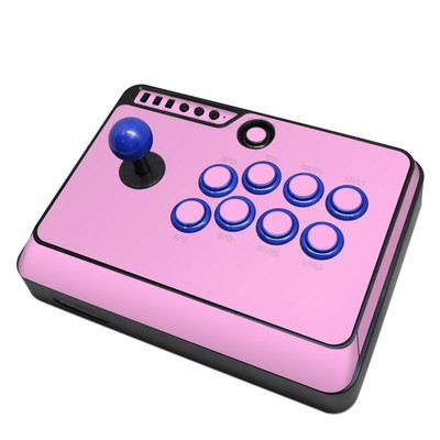 Mayflash F300 Arcade Fight Stick Skin - Solid State Pink