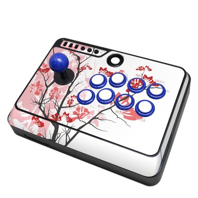 Mayflash F300 Arcade Fight Stick Skin - Pink Tranquility
