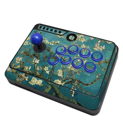 Mayflash F300 Arcade Fight Stick Skin - Blossoming Almond Tree