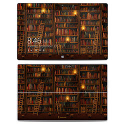 Microsoft Surface 2 Skin - Library