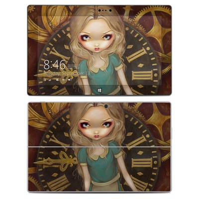 Microsoft Surface 2 Skin - Alice Clockwork