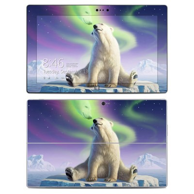 Microsoft Surface 2 Skin - Arctic Kiss