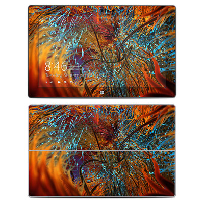 Microsoft Surface 2 Skin - Axonal