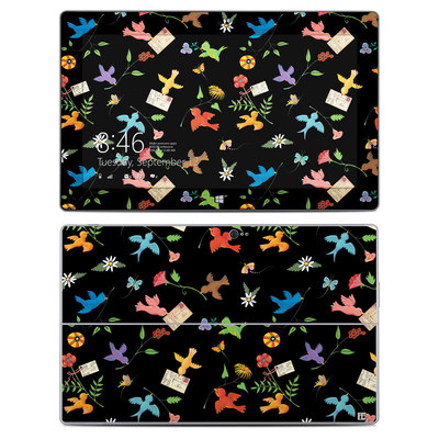 Microsoft Surface 2 Skin - Birds