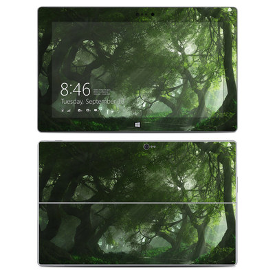Microsoft Surface 2 Skin - Canopy Creek Spring