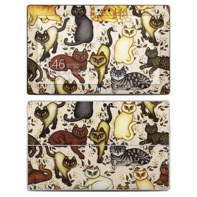 Microsoft Surface 2 Skin - Cats