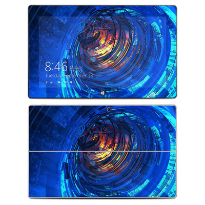 Microsoft Surface 2 Skin - Clockwork