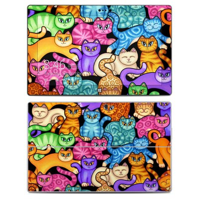 Microsoft Surface 2 Skin - Colorful Kittens