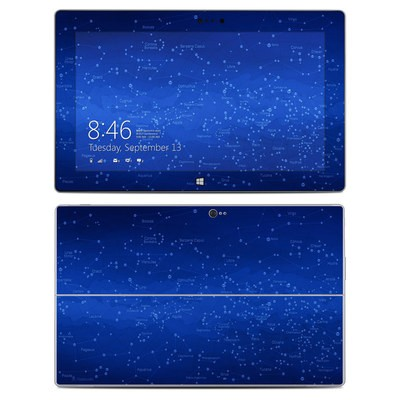 Microsoft Surface 2 Skin - Constellations