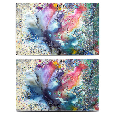 Microsoft Surface 2 Skin - Cosmic Flower