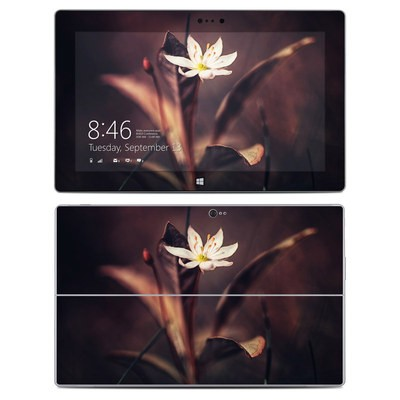 Microsoft Surface 2 Skin - Delicate Bloom