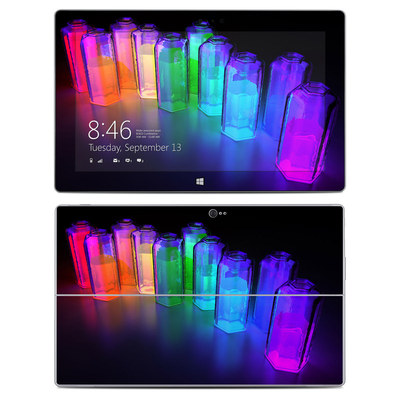 Microsoft Surface 2 Skin - Dispersion