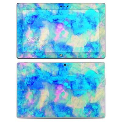 Microsoft Surface 2 Skin - Electrify Ice Blue