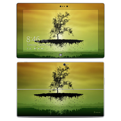 Microsoft Surface 2 Skin - Flying Tree Amber
