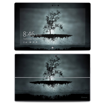 Microsoft Surface 2 Skin - Flying Tree Black