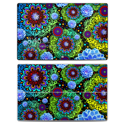 Microsoft Surface 2 Skin - Funky Floratopia