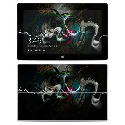 Microsoft Surface 2 Skin - Graffstract