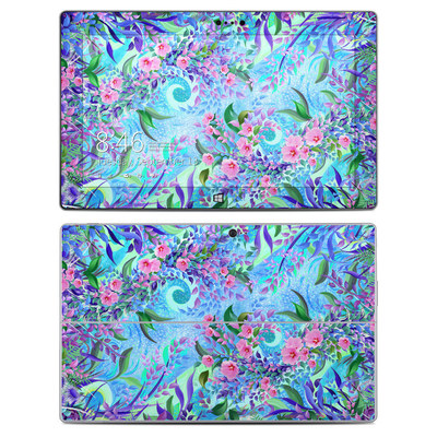 Microsoft Surface 2 Skin - Lavender Flowers