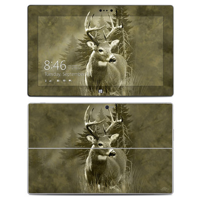 Microsoft Surface 2 Skin - Lone Buck