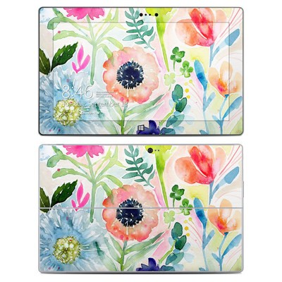 Microsoft Surface 2 Skin - Loose Flowers