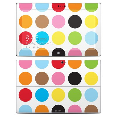 Microsoft Surface 2 Skin - Multidot