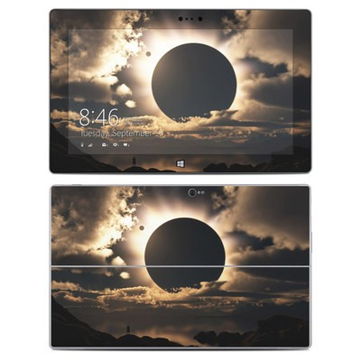 Microsoft Surface 2 Skin - Moon Shadow