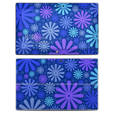 Microsoft Surface 2 Skin - Indigo Punch