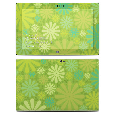 Microsoft Surface 2 Skin - Lime Punch