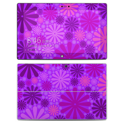 Microsoft Surface 2 Skin - Purple Punch